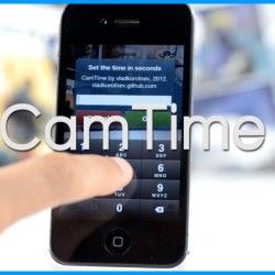 CamTime – A Useful Timer for Taking Photos