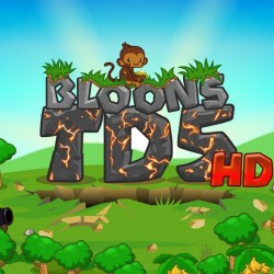 Bloons TD 5 – Destroy the Balloons