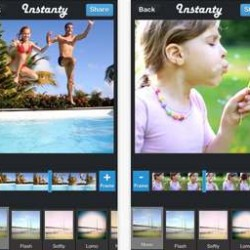 Instanty – Capture Any Frames