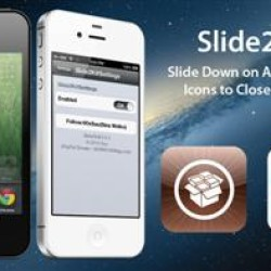 Slide2Kill – Close All The Apps With Just One Slide