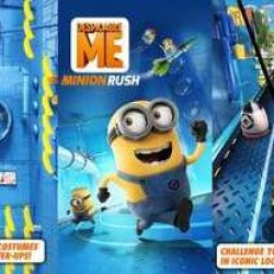 Despicable Me: Minion Rush – Really A Great Running Game