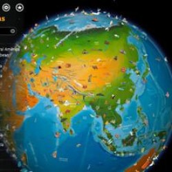 Barefoot World Atlas – The World In Your Hands