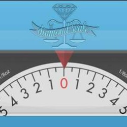 Diamond Scale – Turn Your iPhone Into An Accurate Balance!