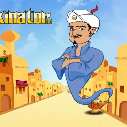 Akinator the Genie – You Think…He Guesses!