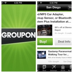 Groupon – Save your Money with this App !