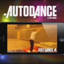 Autodance by Just Dance! – You'll be the Star !