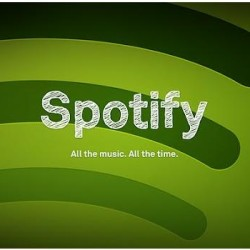 Spotify – All the Music – All the Time