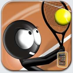 Stickman Tennis – Another Stickman Game for iPhone / iPad / iPod Touch