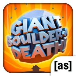 Giant Boulder of Death – Roll And Destroy